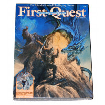 First Quest -Advanced Dungeons and Dragons 2nd Edition by TSR (1994)
