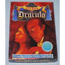 The Fury of Dracula Gothic Horror Board Game (First Edition) by the Games Workshop (1987)