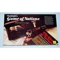 Game of Nations - Political Strategy Game by Waddingtons (1977)