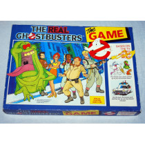 The Real Ghostbusters - The Game by Triotoys (1989)