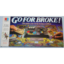 Go for Broke by MB Games (1985)