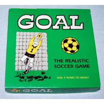 Goal - The Realistic Football Game by Gosling Games (1990)