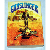 Gunslinger Western Board Game by Avalon Hill (1982)