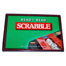 Head to Head Scrabble -Word Game by Spears (1997)
