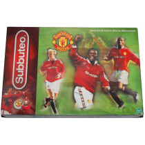 Subbuteo - Manchester United Edition Set by Hasbro (1999)