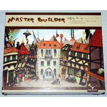 Master Builder Board Game by Valley Games (2008) New