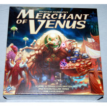 Merchant of Venus 2nd Edition Board Game by Fantasy Flight Games (2012) New