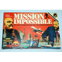 Mission Impossible Board Game by Berwick (1975)