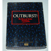 Outburst - Party and Social Board Game by Parker (1986)