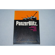 Panzerblitz - Armoured Warfare on the Eastern Front 1941 - 45 Board Game by Avalon Hill (1970)