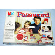 Password Board Game by MB Games (1978)
