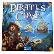 Pirate's Cove Board Game by Days of Wonder (2012) New