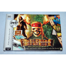 Pirates of the Caribbean - Dead Mans Chest DVD Treasure Hunt Board Game  by Parker (2006) Unplayed
