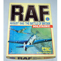 RAF - WW2 Solitaire Air Combat Game by West End Games (1986)
