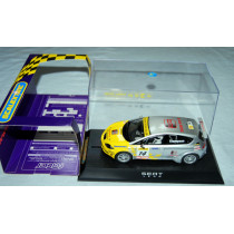 C2825 James Thomson Seat Leon Special Edition Car by Scalextric