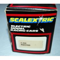 C332 Maestro Car by Scalextric (1980's)