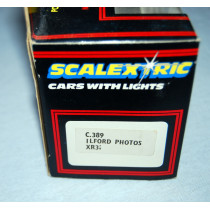 C389 Ilford Photos XR3i by Scalextric