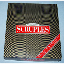 Scruples - The Game of Moral Dilemmas 2nd Edition by MB Games (1987)