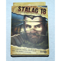 Stalag 18 Expansion Game by Gen X Games (2012) New