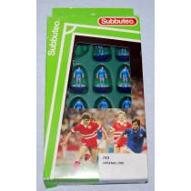 Arsenal 2nd Ref 743 Subbuteo Lightweight (1995)