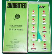 Arsenal Ref 016 Subbuteo Heavyweight (1970)