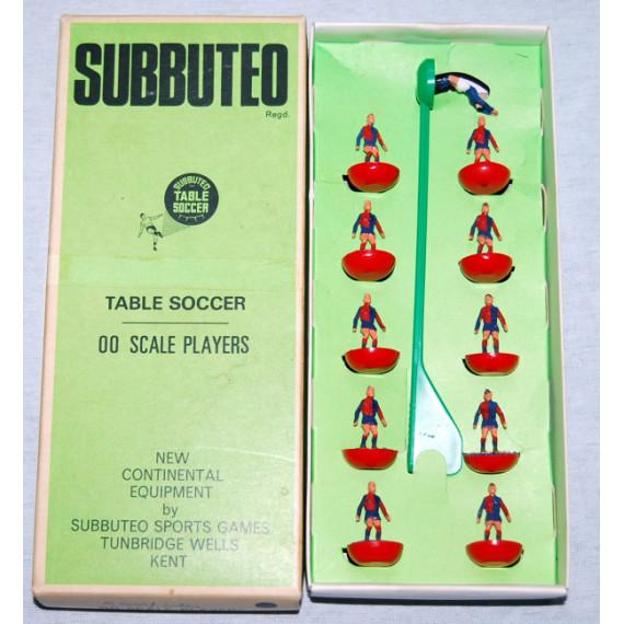 Cagliari Ref 072 Subbuteo Heavyweight Team (1972)