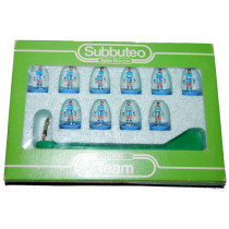 Coventry City Ref 378 -Subbuteo Lightweight (1981-1983)