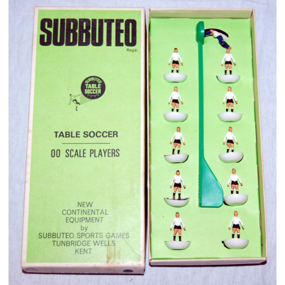 Fulham Ref 010 Subbuteo Heavyweight (1973)