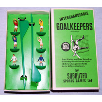 Interchangeable Goalkeepers C133 by Subbuteo (1973)