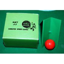 Subbuteo Accessory Set J J Lifting Chute (1969)