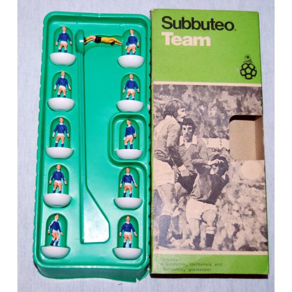 Millwall Ref 219 Subbuteo Heavyweight (1979)