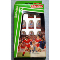 Scotland 2nd Ref 736 Subbuteo Lightweight (1993)