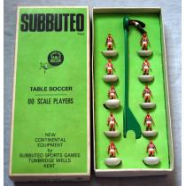 Stoke City / Sunderland Ref 004 Subbuteo Heavyweight (1972)