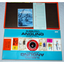 Subbuteo Angling 1st Edition Board Game by Subbuteo (1970) Unplayed