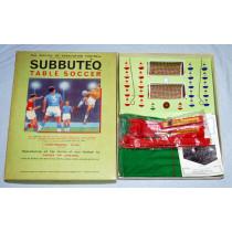Subbuteo Table Soccer Continental Club Edition (1960's)