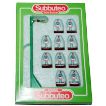 West Ham United Ref 488 Subbuteo Lightweight (1984 - 1985)