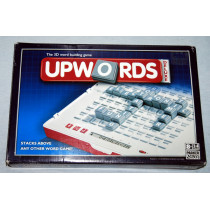 Upwords Deluxe - Word Board Game by Parker (2007)