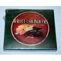 Wrott and Swindlers Auction Game by Ludis (1995) New