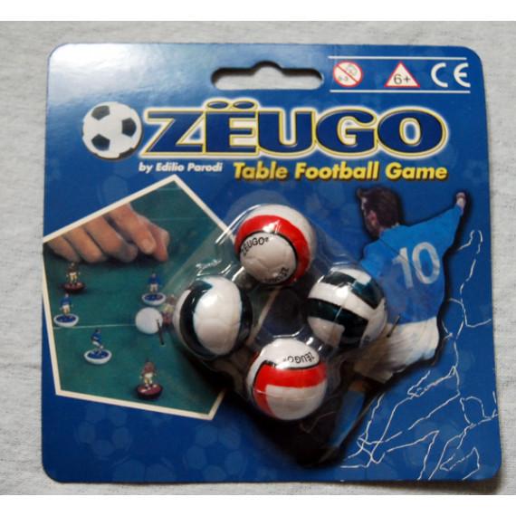 Table Football Balls by Zeugo (New)
