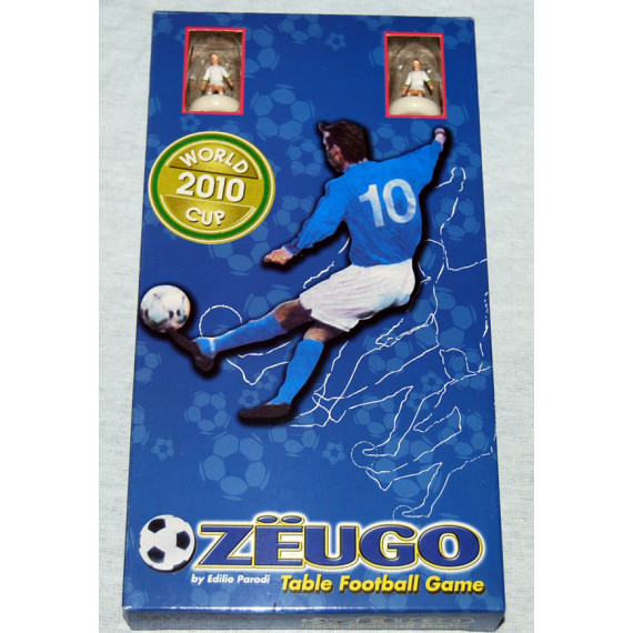 Algeria Ref 167 Table Football Team by Zeugo (New)