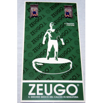 St Johnstone Ref 212 Table Football Team by Zeugo (New)