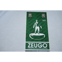 Wolfsburg Ref 118 Table Football Team by Zeugo (New)